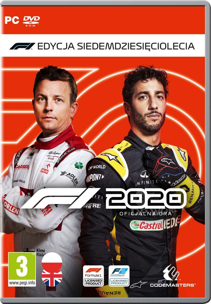 F1 2020 Edycja Siedemdziesięciolecia PC 1