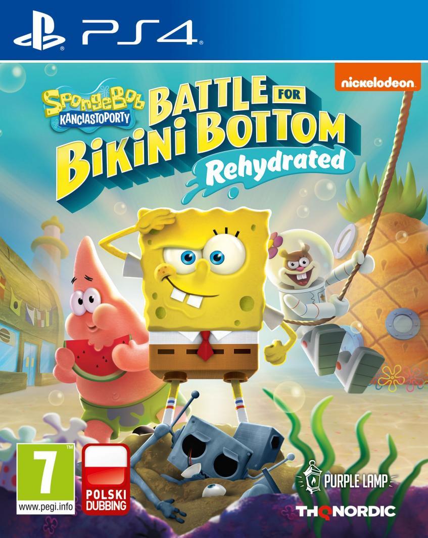 SpongeBob SquarePants: Battle for Bikini Bottom – Shiny Edition 1
