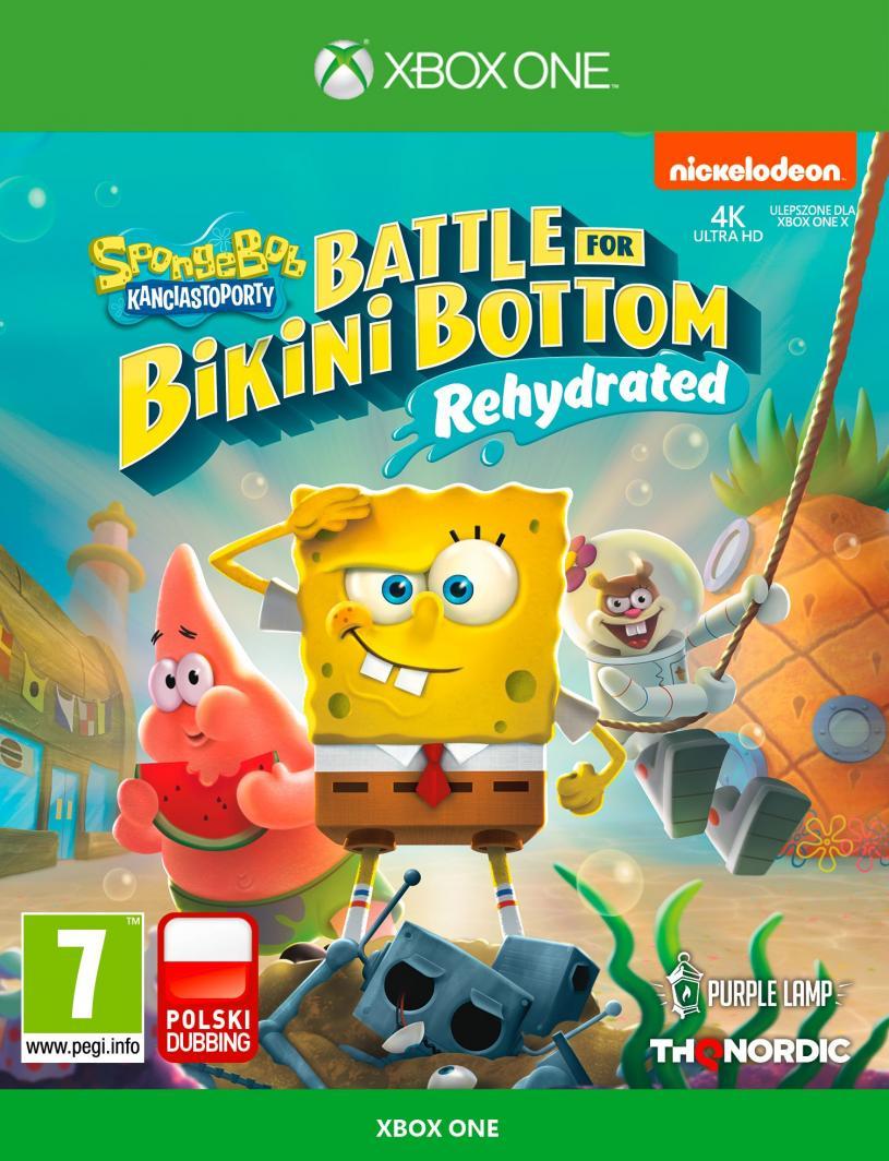 SpongeBob SquarePants: Battle for Bikini Bottom – Rehydrated 1