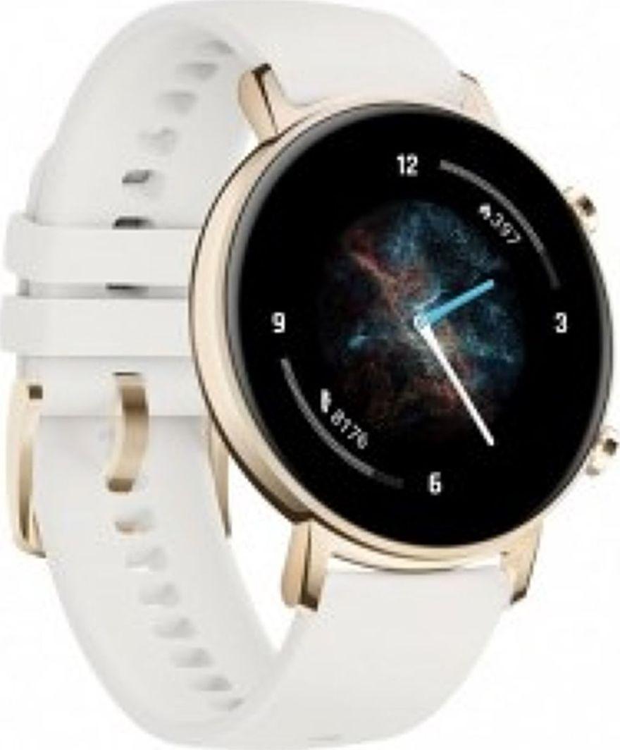 Smartwatch Huawei Watch GT 2 42mm Biały  (Diana-B19J) 1