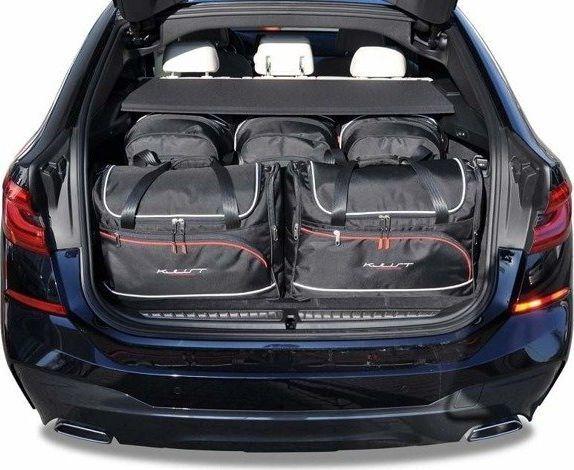 KJUST BMW 6 GRAN TURISMO 2017+ TORBY DO BAGAŻNIKA 5 SZT uniwersalny 1