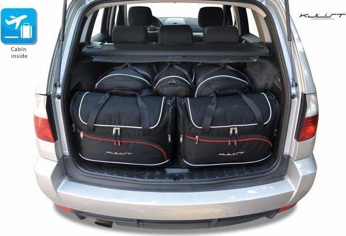 KJUST BMW X3 2003-2010 TORBY DO BAGAŻNIKA 5 SZT uniwersalny 1
