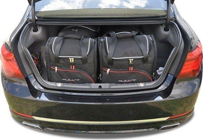 KJUST BMW 7 2008-2015 TORBY DO BAGAŻNIKA 4 SZT uniwersalny 1