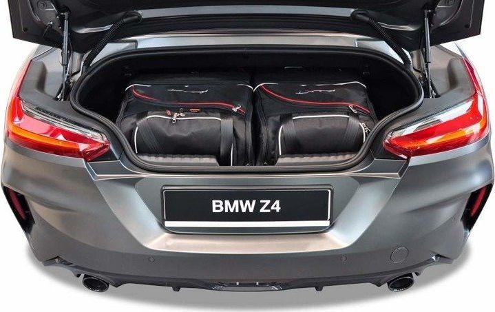 KJUST BMW Z4 2018+ TORBY DO BAGAŻNIKA 4 SZT uniwersalny 1