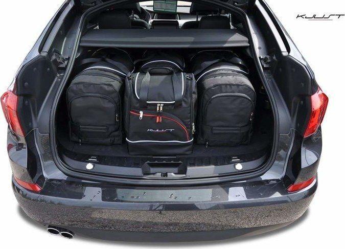 KJUST BMW 5 GRAN TURISMO 2010-2017 TORBY DO BAGAŻNIKA 4 SZT uniwersalny 1