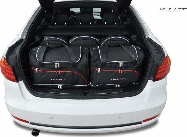 KJUST BMW 3 GRAN TURISMO 2013+ TORBY DO BAGAŻNIKA 5 SZT uniwersalny 1