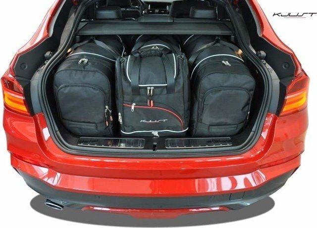 KJUST BMW X4 2014-2017 TORBY DO BAGAŻNIKA 4 SZT uniwersalny 1