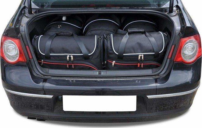 KJUST VW PASSAT SEDAN, 2005-2010 TORBY DO BAGAŻNIKA 5 SZT uniwersalny 1