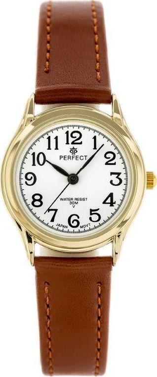 Zegarek Perfect ZEGAREK DAMSKI PERFECT 009 (zp903e) DŁUGI PASEK uniwersalny 1