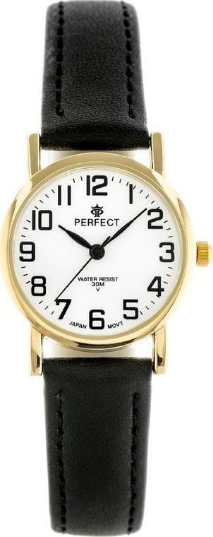 Zegarek Perfect ZEGAREK DAMSKI PERFECT 044 (zp903c) DŁUGI PASEK uniwersalny 1