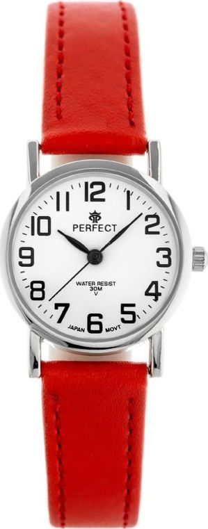 Zegarek Perfect ZEGAREK DAMSKI PERFECT 044 (zp903b) DŁUGI PASEK uniwersalny 1