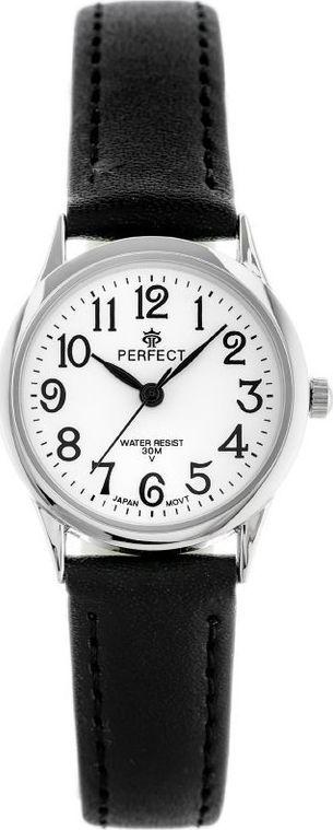 Zegarek Perfect ZEGAREK DAMSKI PERFECT 048 (zp903a) DŁUGI PASEK uniwersalny 1