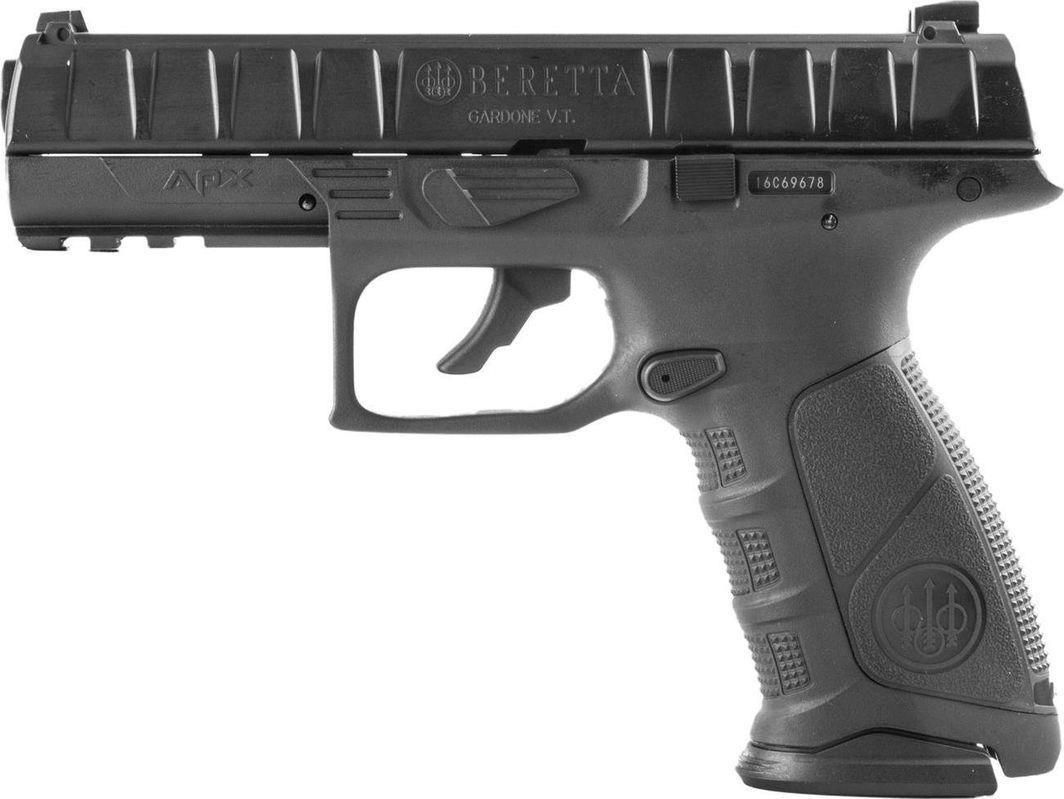 Beretta Pistolet Beretta APX black BBs CO2 uniwersalny 1