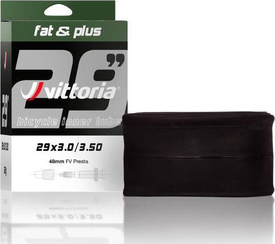 Vittoria Dętka Vittoria FAT PLUS MTB 29 x 3.0/3.5, Presta 48mm uniwersalny 1