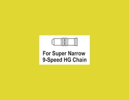 Shimano PIN Shimano do łączenia łańcucha 9-rzędowego uniwersalny 1