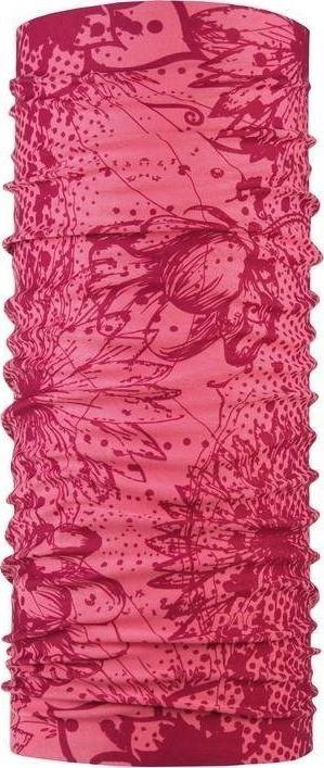 P.A.C. Komin P.A.C Różowy z motywem Kwiatowym uniwersalny 1