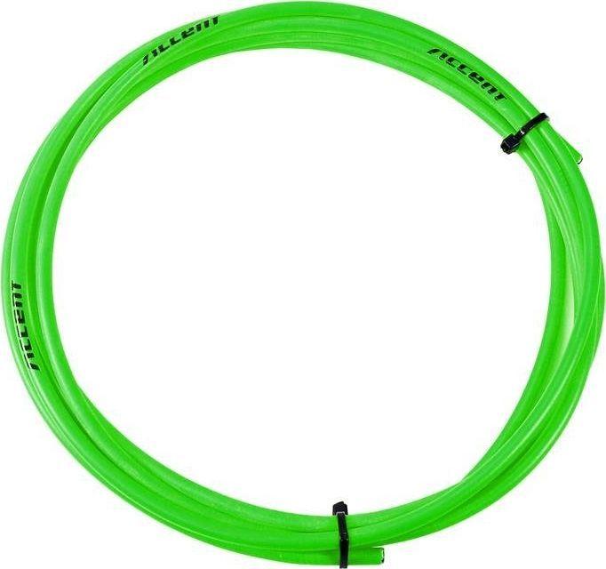 Accent Pancerz hamulcowy 5mm x 3m zielony fluo uniwersalny 1