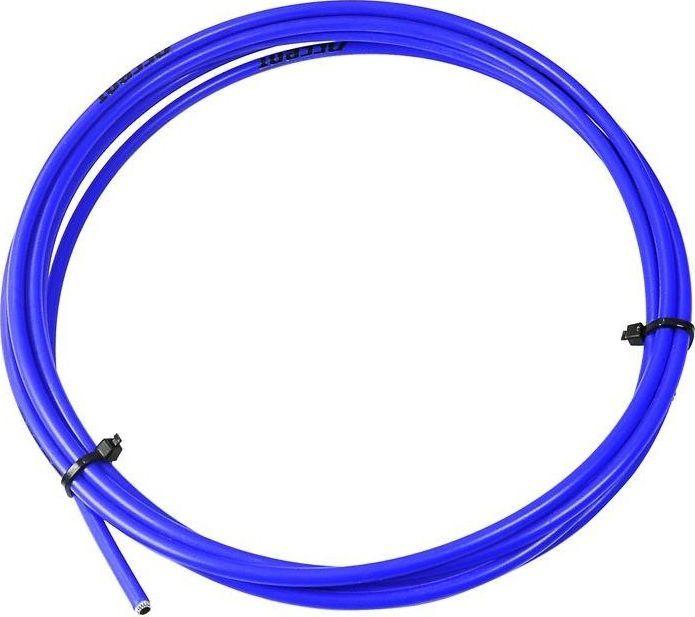 Accent Pancerz przerzutkowy Accent 4 mm - 3 metry niebieski fluo uniwersalny 1