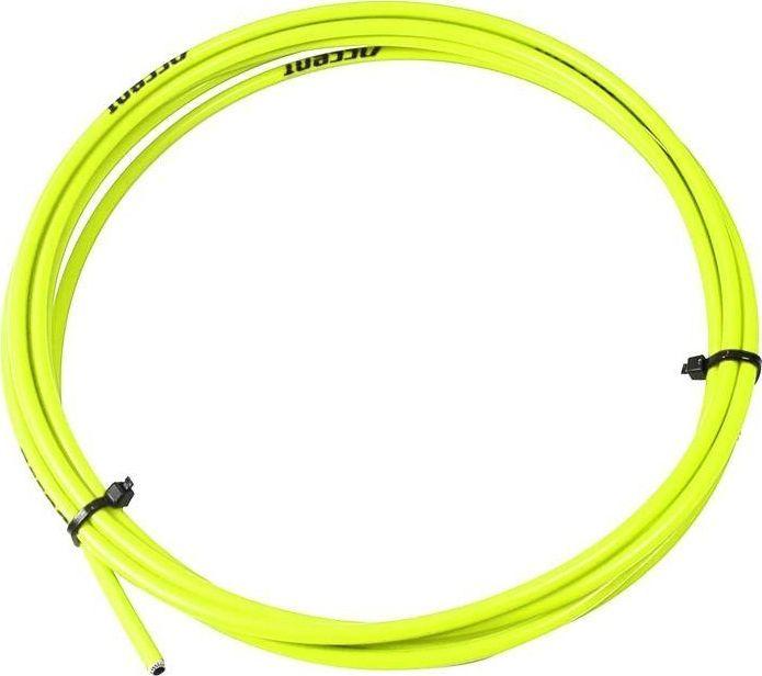 Accent Pancerz przerzutkowy Accent 4 mm - 3 metry żółty fluo uniwersalny 1