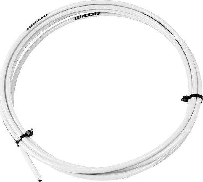 Accent Pancerz przerzutkowy Accent 4 mm - 3 metry biały uniwersalny 1