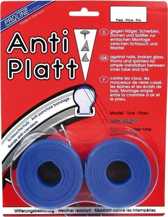 Proline Wkładka antyprzebiciowa Anti-Platt do opon 28 (32/35-622) niebieska 31 mm, para uniwersalny 1