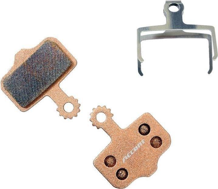 Accent Okładziny/klocki hamulcowe Accent metaliczne do Avid Elixir DB 3/5 SRAM XX / X0 uniwersalny 1