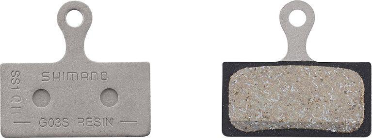 Shimano Okładziny/klocki hamulcowe Shimano G03S żywiczne uniwersalny 1
