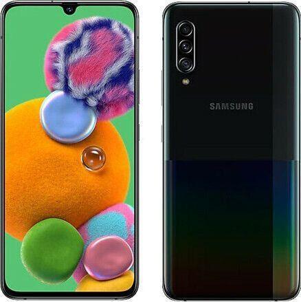 Smartfon Samsung Galaxy A90 5G 128 GB Czarny  (8806090152023) 1