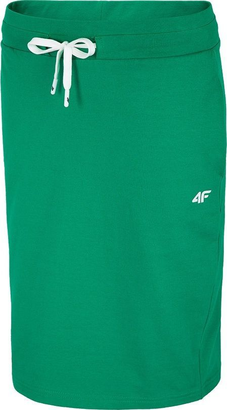 4f Spódnica 4F H4L20-SPUD010 41S H4L20-SPUD010 41S zielony XS 1
