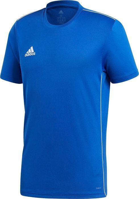 Adidas adidas JR T-Shirt Core 18 Training Jersey 495 : Rozmiar - 128 cm (CV3495) - 13814_174027 1