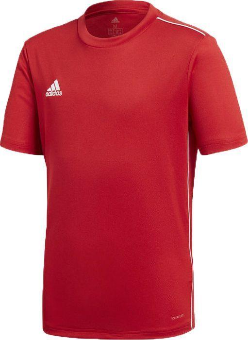 Adidas adidas JR T-Shirt Core 18 Training Jersey 496 : Rozmiar - 164 cm (CV3496) - 13816_174036 1