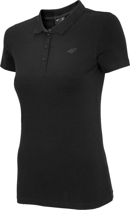 4f Koszulka damska NOSH4-TSD008 czarna r. L 1