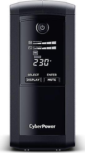 UPS CyberPower Value Pro 1000VA (VP1000ELCD-FR) 1