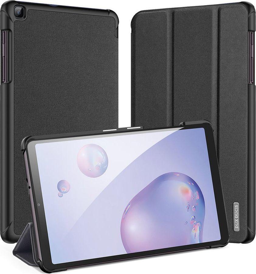 Dux Ducis DUX DUCIS Domo składany pokrowiec etui na tablet z funkcją Smart Sleep podstawka Samsung Galaxy Tab A 8.4`` 2020 czarny 1