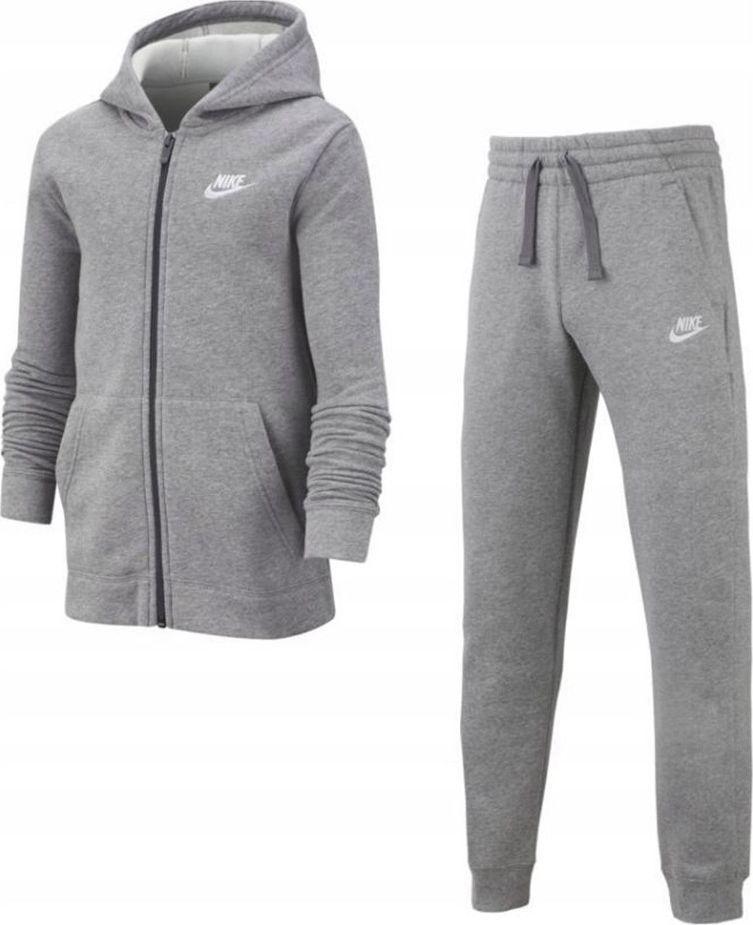Nike Nike JR NSW Core Tracksuit dres 091 : Rozmiar - 152 cm (BV3634-091) - 23293_199461 1