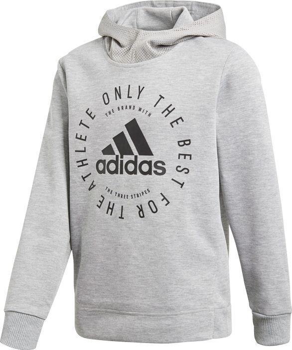 Adidas adidas JR Sport ID HD Bluza 701 : Rozmiar - 176 cm (DV1701) - 15440_179917 1