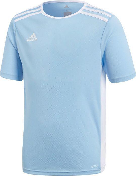 Adidas adidas JR Entrada 18 t-shirt 045 : Rozmiar - 164 cm (CF1045) - 21783_189090 1