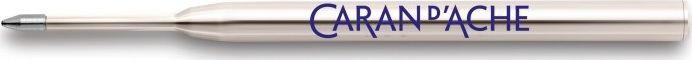 Caran d`Arche Wkład CARAN D'ACHE Goliath, do długopisu 849, F, niebieski 1