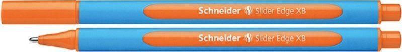 Schneider Długopis SCHNEIDER Slider Edge, XB, pomarańczowy 1