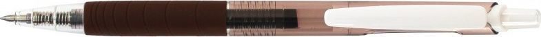 Penac Długopis automatyczny żelowy PENAC Inketti, 0,5mm, brązowy 1