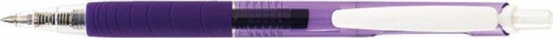 Penac Długopis automatyczny żelowy PENAC Inketti, 0,5mm, fioletowy 1