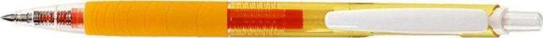 Penac Długopis automatyczny żelowy PENAC Inketti, 0,5mm, żółty 1