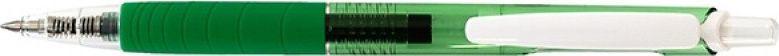 Penac Długopis automatyczny żelowy PENAC Inketti, 0,5mm, zielony 1