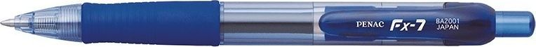 Penac Długopis automatyczny żelowy PENAC FX7 0,7mm, niebieski 1