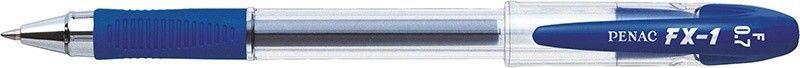 Penac Długopis żelowy PENAC FX1 0,7mm, niebieski 1