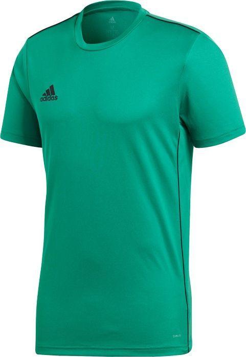 Adidas adidas JR T-Shirt Core 18 Training Jersey 498 : Rozmiar - 152 cm (CV3498) - 13817_174038 1