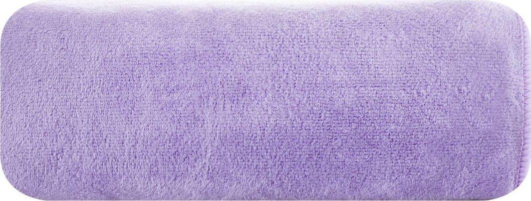 Eurofirany Ręcznik szybkoschnący z mikrofibry fioletowy  1
