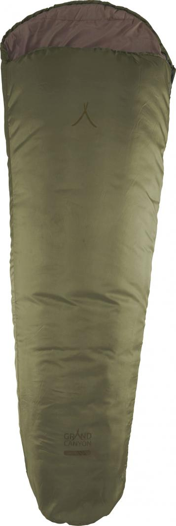 Grand Canyon Śpiwór WHISTLER 190 oliwkowy (340018) 1