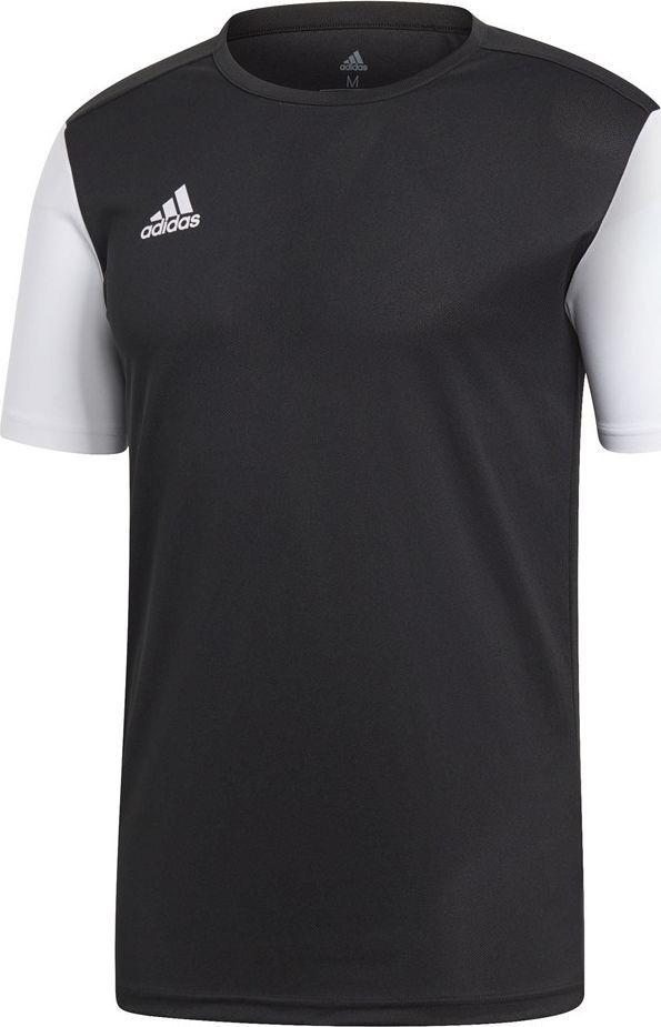 Adidas Koszulka dla dzieci adidas Estro 19 Jersey JUNIOR czarna DP3233/DP3220 1