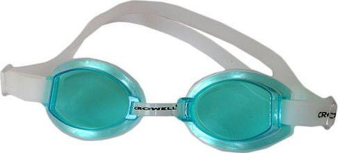 Crowell Okulary pływackie Crowell 2321 błękitne 1